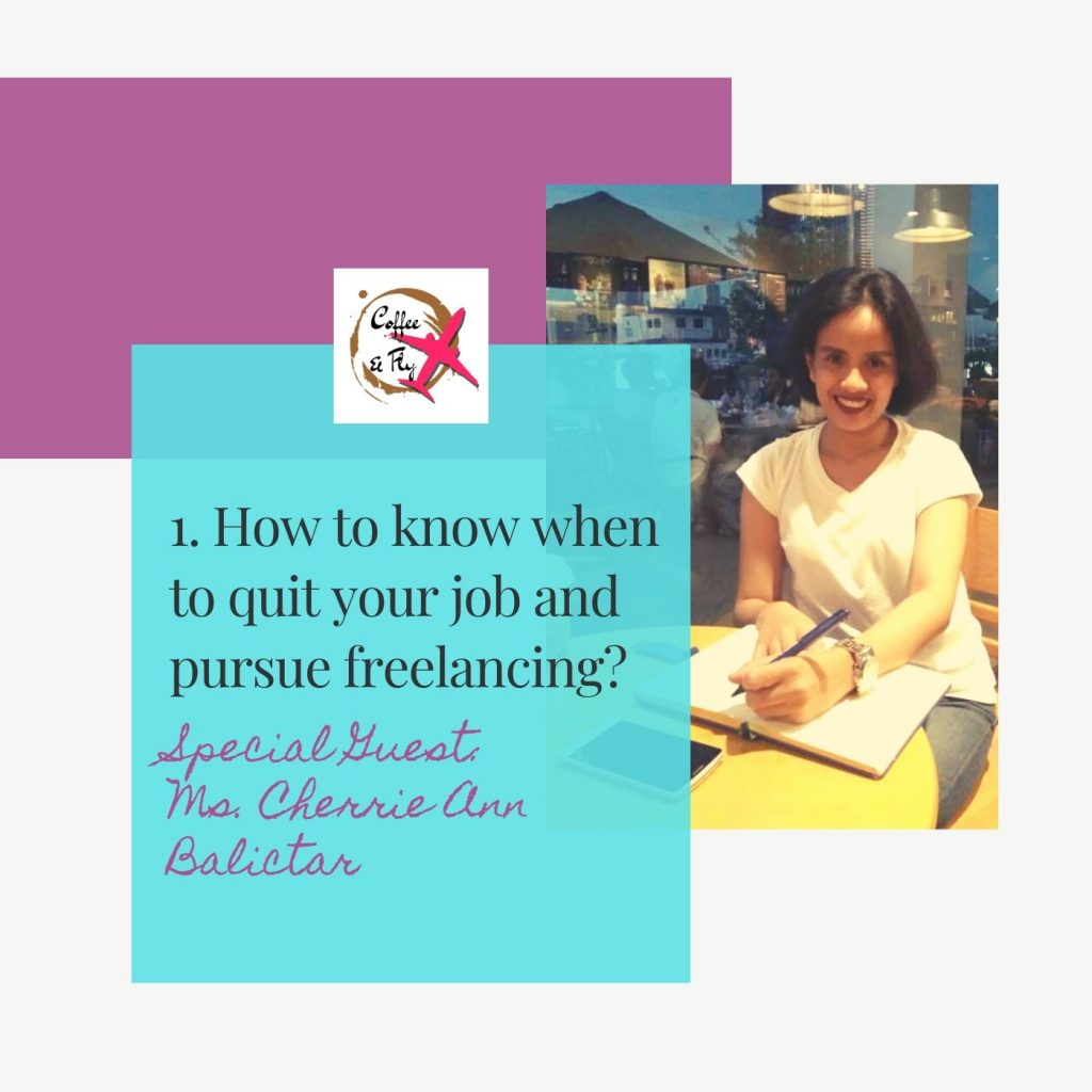 How to know when to quit your job and pursue freelancing
