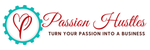 Passion Hustles Header Menu Logo