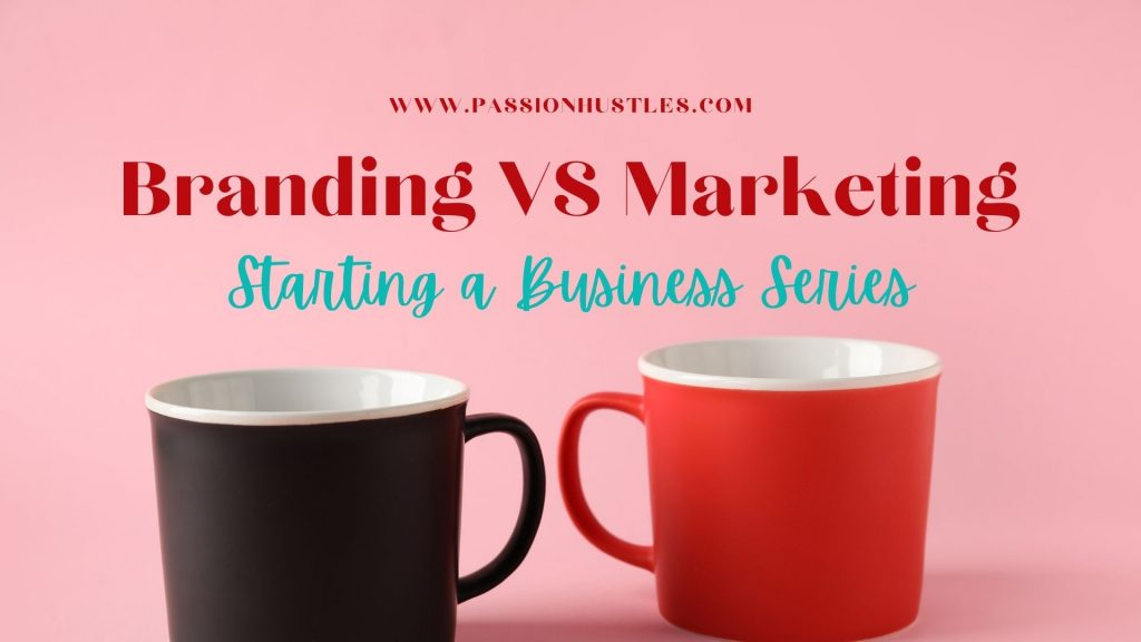 Branding vs Marketing - What's the Difference