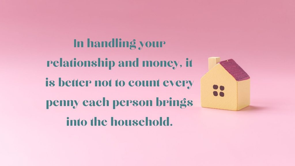 How to Handle Your Relationship and Money