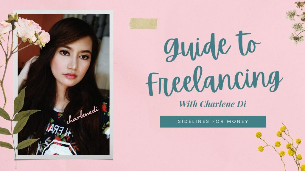 Guide to Freelancing with Charlene Di